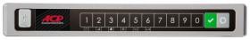 Kuchenka mikrofalowa Menumaster 1800 W, 17 l, DEC18E2