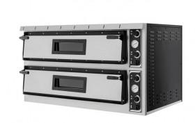 Piec do pizzy Plus XL 66L, 2-poziomowy