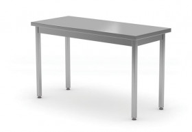 Stół centralny bez półki -spawany, o wym. 1000x700x850 mm
