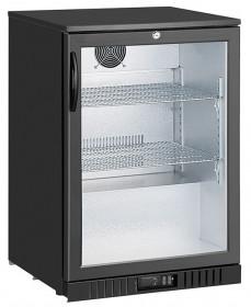 Barowa szafa chłodnicza | chłodziarka podblatowa RQ-138HC | 130l