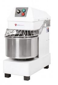 Gastronomiczna miesiarka spiralna do ciast ciężkich RQHS 10 litrów | 230V | 0,75kW