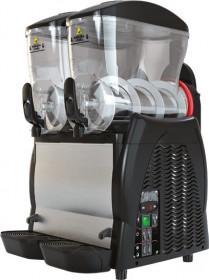 Granitor | Urządzenie do napojów lodowych | 2 zbiorniki na 12 litrów | S12-2 TWIST
