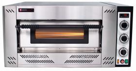 Piec gazowy do pizzy jednokomorowy | 4x30 | GASR4 (RG4)