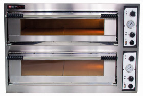 Piec do pizzy elektryczny | dwukomorowy | 18x35 | One 99 XL (Start99 BIG)