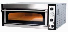 Piec do pizzy elektryczny | jednokomorowy | 6x35 | TOP 6 XL (TecPro6)