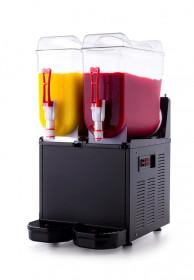 Granitor | Urządzenie do napojów lodowych slush shake 2x12l | SLUSH24.B