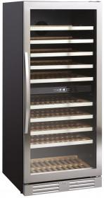Chłodziarka do wina | szafa chłodnicza na wino | 2 strefy | SV104X | 312l