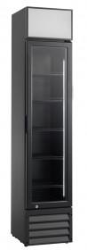 Szafa chłodnicza przeszklona SD217BE   160l (RQ216-BLACK)