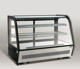Witryna chłodnicza   cukiernicza   nablatowa RTW160   LED   160l