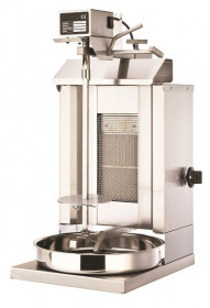Gyros | opiekacz gazowy do kebaba | 1 palnik | wsad 5kg KLG225