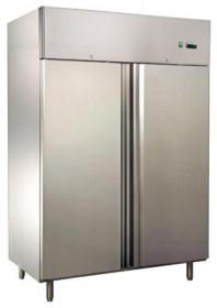 Szafa chłodnicza nierdzewna zapleczowa GN 2/1 - 1400 l SZCH - 1400