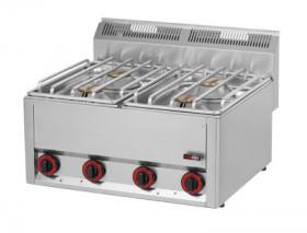 Kuchnia gastronomiczna gazowa SP 60 GLS