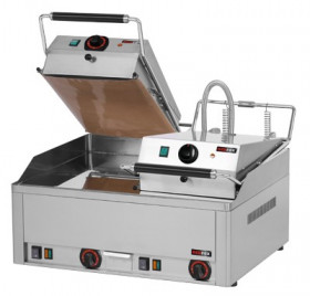 Steak grill chromowany - komplet KD - 66 ED