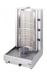 Kebab gastronomiczny - grill elektryczny DE - 4 A