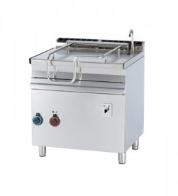 Gastronomiczna patelnia elektryczna uchylna BRM50 - 78 ET