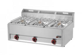 Kuchnia gastronomiczna gazowa SP 90/3 GLS