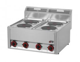 Gastronomiczna Kuchnia elektryczna SP 60 ELS