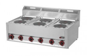 Kuchnia gastronomiczna elektryczna SP 90 ELS