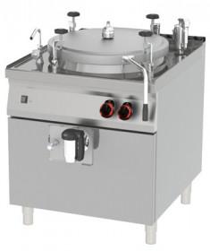 Gastronomiczny Kocioł elektryczny 100 l ciśnieniowy BIA100 - 98 ET
