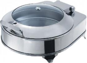 Gastronomiczny Podgrzewacz elektryczny okrągły PP - 512 EM
