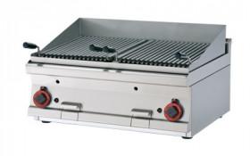 Grill lawowy gazowy gastronomiczny top CWT - 68 G