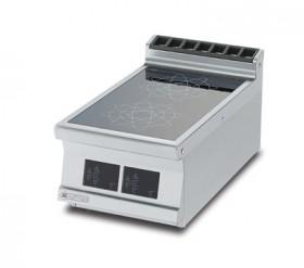 Kuchnia elektryczna indukcyjna PCIT - 74 ETD