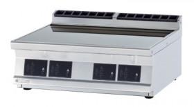 Kuchnia elektryczna indukcyjna PCIT - 78 ETD