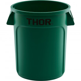 Pojemnik uniwersalny na odpadki, Thor, zielony, V 75 l