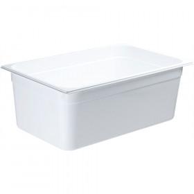 Pojemnik GN 1/1 200 biały poliwęglan