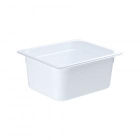Pojemnik GN 1/2 150 biały poliwęglan