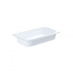 Pojemnik GN 1/3 65 biały poliwęglan