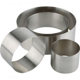 Pierścień cukierniczo-kucharski d 100 mm h 45 mm