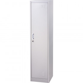 Szafka BHP, 1-drzwiowa, 400x450x1700 mm