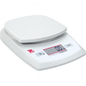 Waga pomocnicza, zakres 2.2 kg, dokładność 1 g Stalgast Ohaus