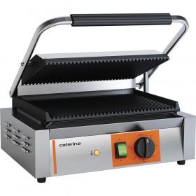Kontakt grill, Panini, ryflowany, Caterina, P 2.2 kW
