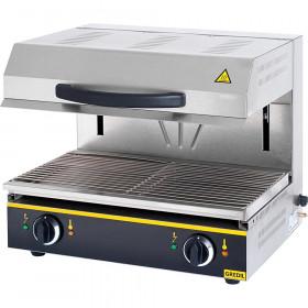Salamander gastronomiczny elektryczny 450 mm Stalgast Gredil