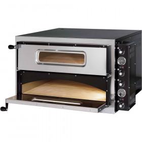Piec gastronomiczny do pizzy Stalgast Gredil 2x4x35
