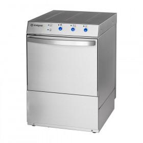 Profesjonalna zmywarka uniwersalna Stalgast 801507 z dozownikiem płynu myjącego i pompą zrzutową Hit