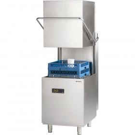 Zmywarko wyparzarka kapturowa Stalgast 803020 500x500, 6,8 kW z dozownikiem płynu myjącego Hit