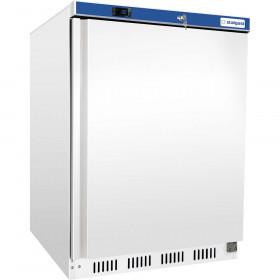Szafa chłodnicza 129 l, wnętrze z ABS, biała lakierowana, drzwi pełne Hit