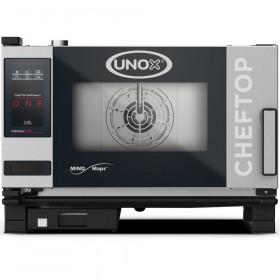 UNOX Piec konwekcyjno-parowy UNOX 3xGN1/1 ChefTop Mind.Maps one 5 kW