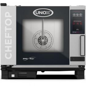 Gastronomiczny piec konwekcyjno-parowy UNOX 5xGN1/1 ChefTop Mind.Maps one 7 kW