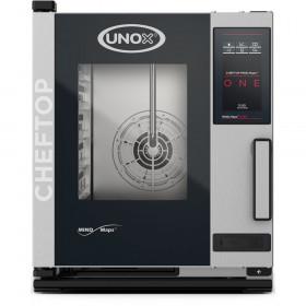 Piec konwekcyjno-parowy UNOX 5xGN2/3 ChefTop Mind.Maps one 5,2 kW