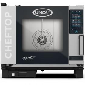 Piec konwekcyjno-parowy UNOX 5xGN1/1 ChefTop Mind.Maps plus 9,3 kW