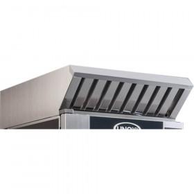 Okap gastronomiczny UNOX z kondensatorem pary do pieców ChefTop EL 20xGN 1/1 i BakerTop 16x600x400