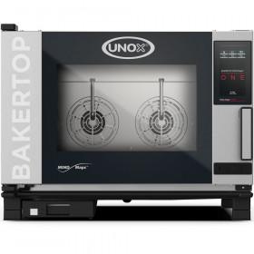 Piec konwekcyjno-parowy UNOX piekarski 4x(600x400) BakerTop Mind.Maps one 7,4 kW