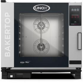 Piec UNOX konwekcyjno-parowy piekarski 6x(600x400) BakerTop Mind.Maps one 9,9 kW