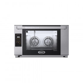 Gastronomiczny Piec konwekcyjno-parowy UNOX BAKERLUX SHOP.Pro Rossella LED 4x(600x400) 6,9 kW