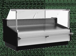 Witryna cukiernicza Carmen WCh-8 200x117x126 cm CEBEA