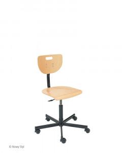 Krzesło obrotowe fabryczne Werek